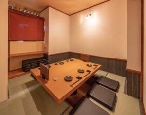 所沢の個室がある美味しい居酒屋⑨:美酒トロ WASABI 7号店