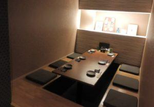 所沢の個室がある美味しい居酒屋⑩:トリトコ