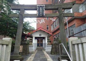 所沢のご利益のある神社③:坂稲荷神社