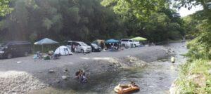 所沢エリアでキャンプが出来るスポット④:ケニーズ・ファミリー・ビレッジ オートキャンプ場